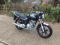2012 lexmoto Street 125 cc 3475 miles