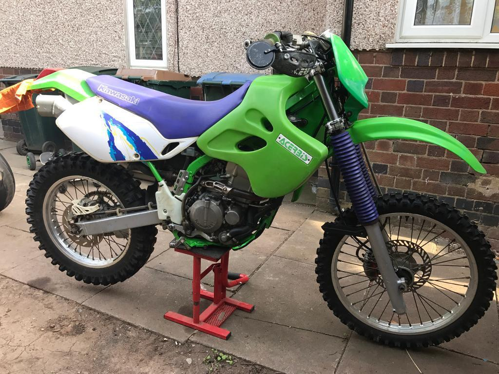road legal kawasaki klx 250 thumper enduro motor cross in coventry west midlands gumtree. Black Bedroom Furniture Sets. Home Design Ideas