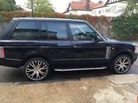 LAND ROVER, RANGE ROVER VOGUE, 2006, 4X4, 3.0 DIESEL, BEAUTIFUL CAR, MUST SEE!