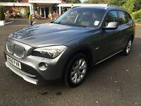 2011 BMW X1 2.0TD auto
