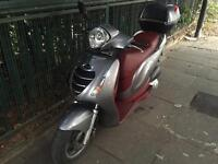 Honda ps scooter only 12k miles.
