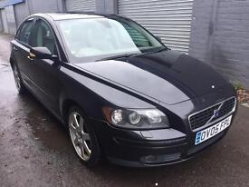 SALE! Trade in to clear, volvo s40 SE 2.0 turbo diesel long MOT ready to go