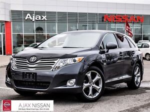 2012 Toyota Venza AWD V6*One Owner*Accident Free*
