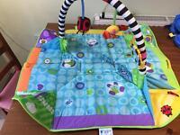 Baby play mat - fisher price
