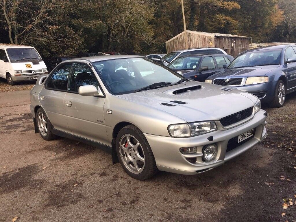 2000/ V reg Subaru Impreza uk2000 turbo modified fsh 4x4