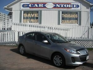 2013 Mazda MAZDA3 GS-SKY HEATED SEATS BLUETOOTH VOICE ASSIST