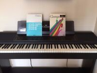 Yamaha Clavinova CVP 8 piano 88 keys Advanced Wave Memory