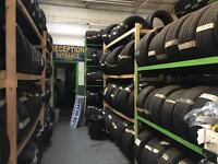 WHOLESALE TYRES! JOB LOT 800 TYRES. BUSINESS