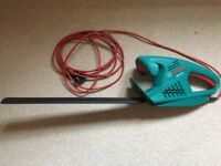 Bosch AHS 45-16 Hedge Trimmer - nearly new