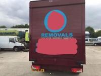 Van hire with driver ,man and van,man with man ,call for free estimates