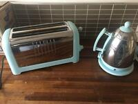 Dualit kettle and toaster