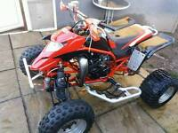 Blaster 200 race ready up for swap