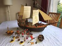 Playmobil - Pirate Ship