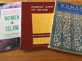 Islamic books about women and family life