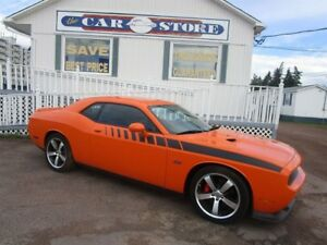 2014 Dodge Challenger SRT8 392 HEMI HTD SEATS ALLOYS BLUETOOTH