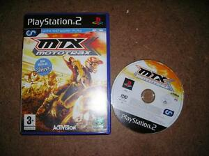about MTX: Mototrax (Motocross, MX Game) PS2 Playstation 2 - Boxed