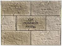 Riven Paving Slabs 600x300x38mm.. Buff, York Buff, Charcoal.. QUALITY PAVING L@@k...QUALITY PAVING