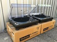 WANTED TECHNICS 1200 1210