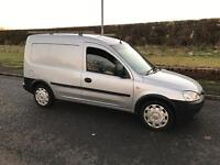 Vauxhall Combo low mileage 1.3 cdti