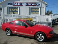 2008 Ford Mustang HTD LEATHER!! AUTOMATIC A/C CRUISE PW PL 4.0L