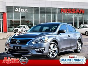 2014 Nissan Altima 2.5 SL*Accident Free*Leather*