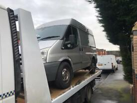 Ford transit 2010 trend breaking spares 2.2 tdci