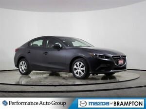 2015 Mazda MAZDA3 GX. BLUETOOTH. KEYLESS. BUCKETS. PWR STEER