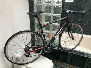 LIKE NEW (SIZE 54cm) BMC GRAN FONDO DURA ACE DI2 CARBON ROAD BIKE