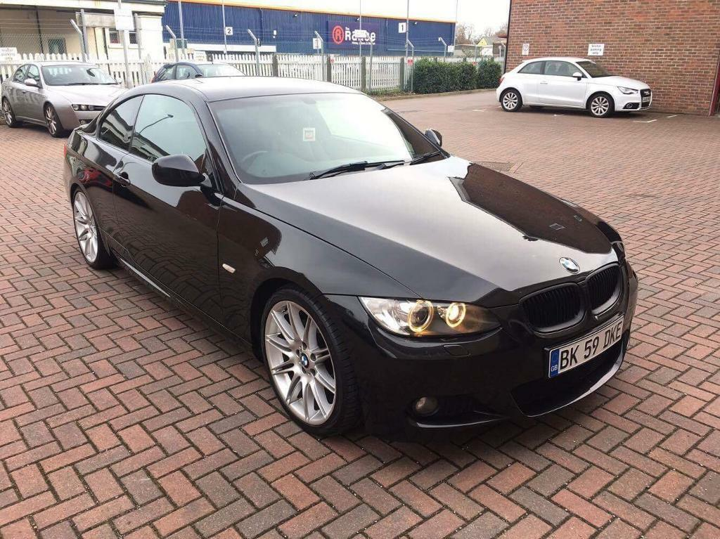 bmw 320d e92 m sport coupe 2010 diesel in dorchester dorset gumtree. Black Bedroom Furniture Sets. Home Design Ideas