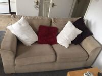 Two-Seater Sofa and Matching Armchair - *QUICK SALE*