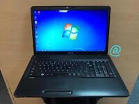 "Toshiba 17.3"" HD Laptop, 320GB, 4GB Ram, Genuine Win 7, HDMI, Microsoft office,Excellent Condition"