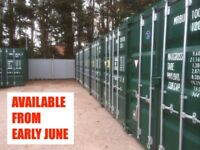 Self-Storage Shipping Containers - Great Location, Very Secure!