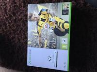 Brand new Xbox one s 1TB with FIFA and lego