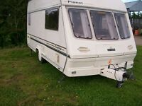 lunar carina planet 2 berth 2001 immaculate condition only 900kg