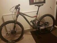 Mens 2015 650b Giant Trance Trail/Enduro mountain bike