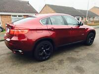 Bmw X6 50i Xdrive Left Hand Drive Very Powerful
