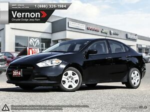 2014 Dodge Dart SE FWD 6 SPEED MANUAL! AUX-IN!
