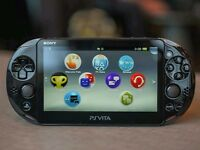 PS VITA Slim + 8gb memory card
