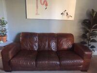 DFS Caesar 3 seater sofa