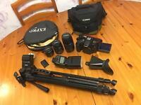 Full Professional Camera Kit