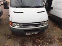 Iveco Daily 2005 2.3 breaking All parts available