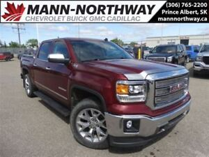 2014 GMC Sierra 1500 SLT | Tow Package, Remote Start, Cloth.