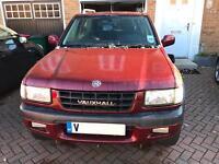 Vauxhall Frontera Sport spares Repair