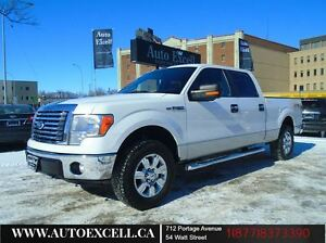 2011 Ford F-150 XTR PACKAGE CREW CAB 157 BOX