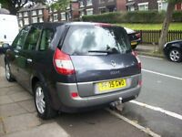 renault scenic dynamique dci 7 seater twin sunroofs mot end of jan drives well lookn 7seater