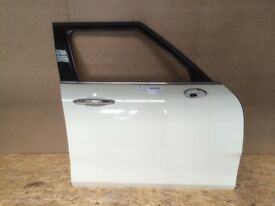 Complete Door Front Right Off Side Mini F54 Clubman 850 Pepper White