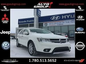 2015 Dodge Journey R/T | Fully Loaded | Manufacturers Warranty