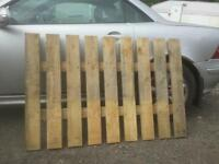 Fence panels chicken duck dog run pen