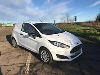 Ford Fiesta van 2013 low miles /////////////
