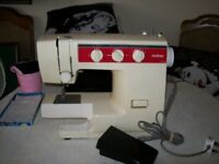 Brother sewing machine full working order needs new spindle only